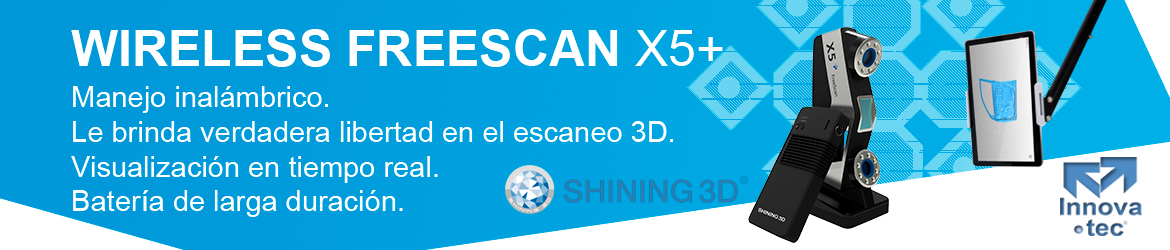 Wireless FreeScan X5+