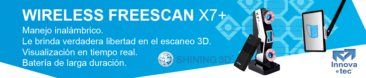 wireless freescan x7+